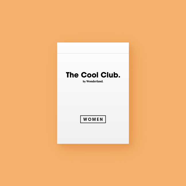 The Cool Club – Women